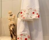 Juego de toallas: manos y cuerpo